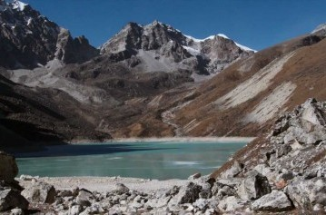 Gokyo- Chola Pass- Everest Base Camp Trek