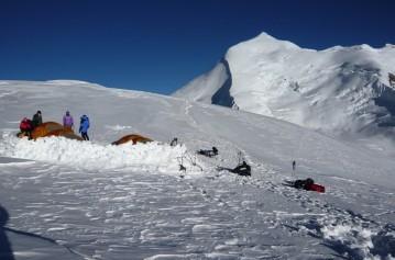 Himlung Expedition Nepal