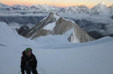 Larkay Peak Climbing