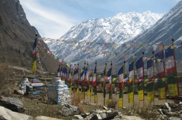 Tsum Valley + Manaslu Circuit Trek